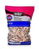 Weber Hickory Wood Chips 17143 Follow the smoker - Best Reviews Guide
