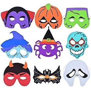 Gejoy 18 Piezas Máscaras de