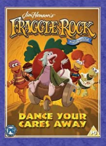Jim Henson's Fraggle Rock - Dance Your Cares Away [DVD]