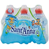 Sant'Anna Acqua La Baby - Confezione da 6 x 250 ml
