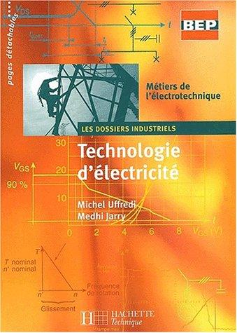 Technologie d'électricité BEP 2nde professionnelle