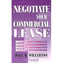 Negotiate Your Commercial Lease