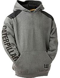 bad4f1eb3f4 Caterpillar C1910802 - Sweatshirt à capuche et logo - Homme