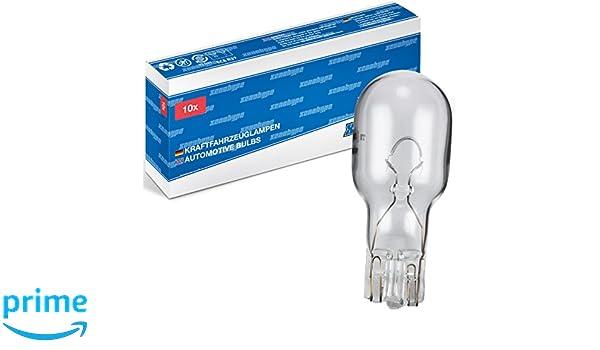 10x p21w xenohype premium ba15s 12 v 21 watts balle lampe