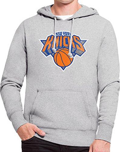 0f211ff13  47 Brand NBA NEW YORK KNICKS Knockaround Headline Hoodie Sweatshirt