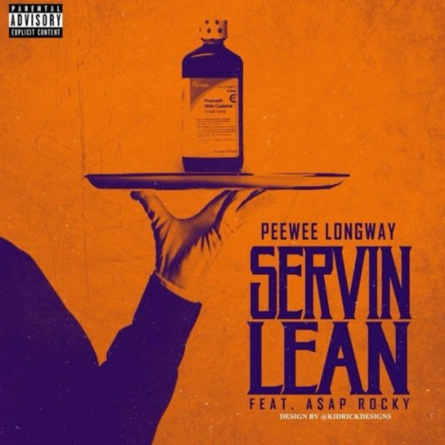 Servin Lean (Remix) [Explicit]