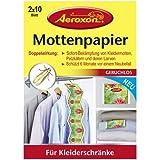 Aeroxon Mottenpapier 2x10Blatt