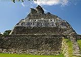 Maya-Ruinen von Xunantunich, Belize (Wandkalender 2020 DIN A2 quer): Ein beeindruckender Gang durch die Maya-Tempelstätte von Xunantunich in Belize (Monatskalender, 14 Seiten ) (CALVENDO Orte) -