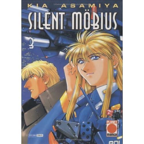 Silent Möbius 03.