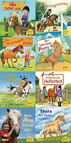 Pixi-8er-Set 231: Pferde-Freundschaften (8x1 Exemplar) (231)