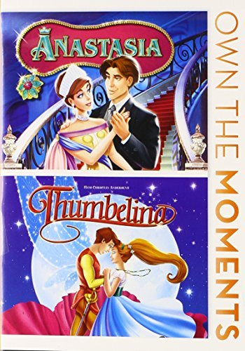 Anastasia / Thumbelina Double Feature