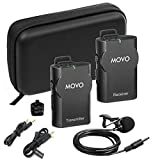 Best Wireless Microphone Systems - Movo WMIC10 2.4GHz Wireless Lavalier Microphone System Review