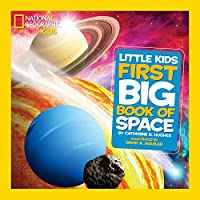 Little Kids First Big Book of Space (First Big Book) [By Catherine D. Hughes] - [Hardcover] -Best sold book in-Reference
