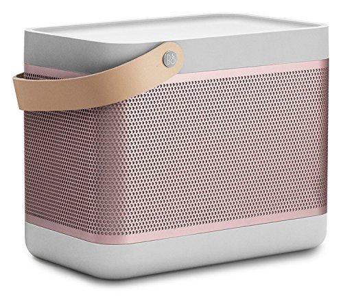 B&O Play Beolit 15 - Altavoz portátil de 70W (Bluetooth, Li-ion, Mini USB), color rosa pálido