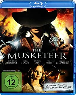 The Musketeer [Blu-ray]