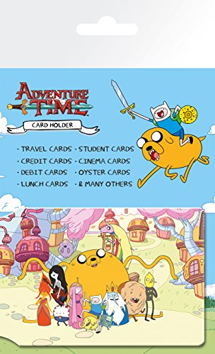 GB eye LTD, Adventure Time, Groupe, Porte Carte