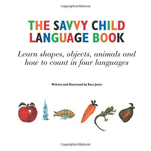 The Savvy Child Language Book