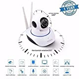 Haau IP01A Wireless HD IP WiFi CCTV Indoor Security Camera Two Way Communication