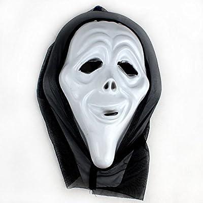 Halloween liefert Masquerade Ball Maske monolithischen Gesichter terroristischen Totenmaske , e