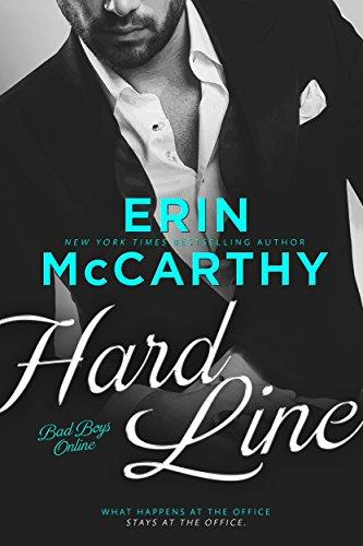 Hard Line (Bad Boys Online Book 1)