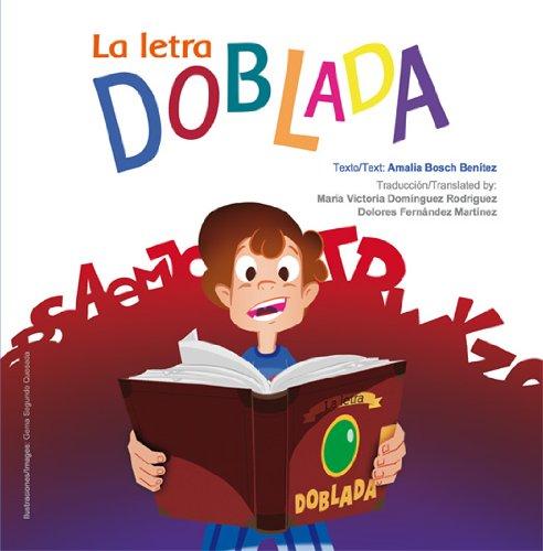 Portada del libro La letra Doblada/ Folded letters (Cuentos Solidarios)