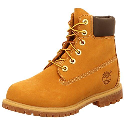 "Timberland Icon Collection Premium Boots Women 6"" Wheat Nubuck Schuhgröße US 8   EU 39 2018 Schuhe"