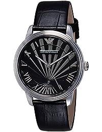 Emporio Armani End-of-Season Analog Black Dial Men s Watch - AR1611 332c77cbbb