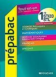 PREPABAC - Toutes les matières générales 1res STI2D - STL