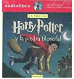 Harry potter y la piedra filosofal(8 cd's)