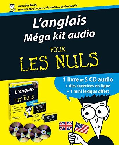 Mga Kit audio anglais Pour les Nuls