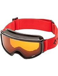 TECNOPRO Gafas de esquí Pulse S, blanco / rojo