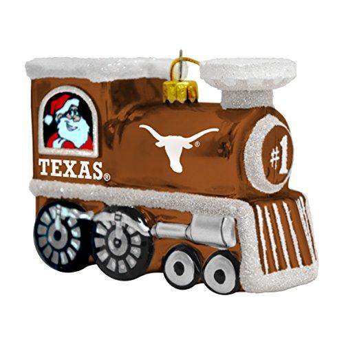 Texas Longhorns Christmas Ornament (Boelter Brands NCAA Texas Longhorns Train Ornament)