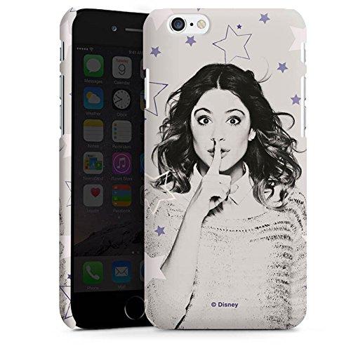 Apple iPhone X Silikon Hülle Case Schutzhülle Disney Violetta Merchandise Fanartikel Premium Case matt