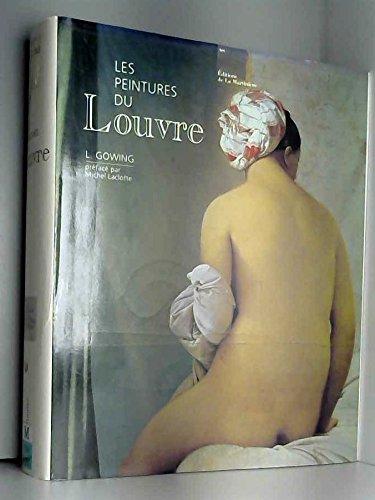 Les Peintures du Louvre par Lawrence Gowing