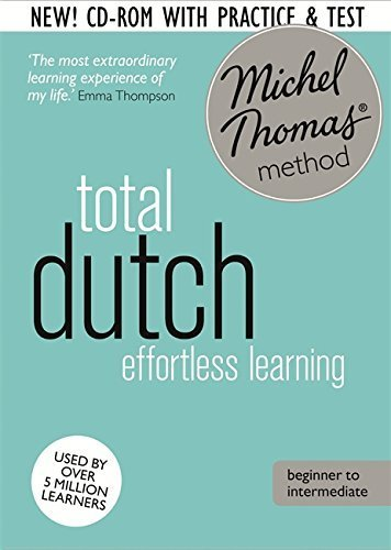 Total Dutch: Revised (Learn Dutch with the Michel Thomas Method) (Hodder Education Publication) by Els Van Geyte (2014-05-30)