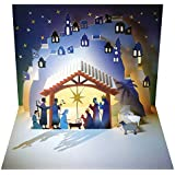 Shepherds presepe e Kings-Amazing Pop-up,
