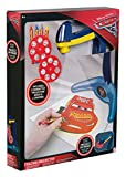Sambro DSC8-Y17-4516 - Projektor Lampe mit Schablonen und Wachsmalkreiden, Disney Pixar Cars 3