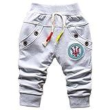 DIIMUU -  Pantaloni  - ragazzo Grey 4 anni