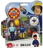 Feuerwehrmann Sam - Spiel Figuren Set II - Sam & Ellie