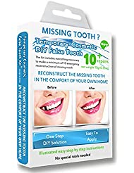Cosmetic Teeth Kit pour dent temporaire