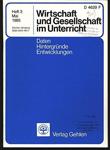 Die Buschtrommel, Heft 3/1985