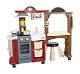 Little Tikes Cook 'n Dine Bistro Kitchen (Red)