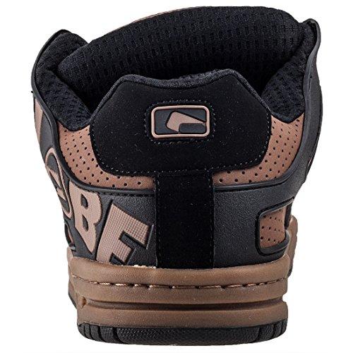 Globe Tilt, Sneaker Uomo Marron / Noir / Tabac