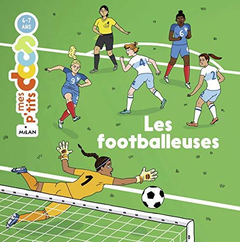 Les footballeuses par  Stéphanie Ledu