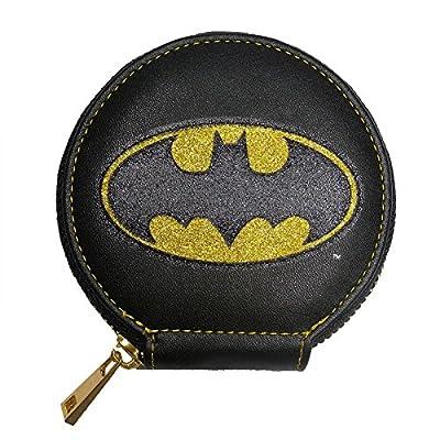 U WEAR - Porte Monnaie Rond Logo Batman