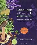 Read details Larousse des plantes médicinales: Identification, préparation, soins - 500 plantes décrites - 1000 photographies