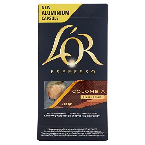 519QuZ2%2BTIL L'OR capsule compatibili Nespresso