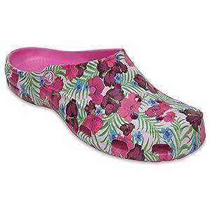 Crocs Freesail Graphic Women Clog in Pink