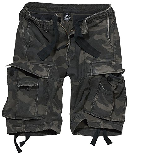 Brandit Vintage Short Darkcamo 4XL
