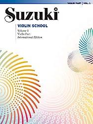 Suzuki Violin School: Violin Part: 1